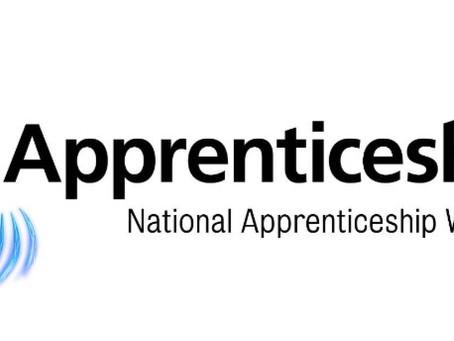 National Apprenticeship Week 2022 - Date Announced!