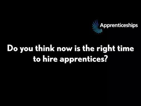 Neil Weller on hiring redundant apprentices - COVID-19 series