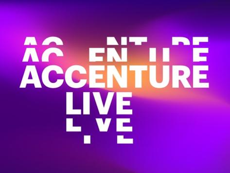 Accenture LIVE - Register now!