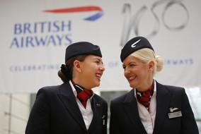 BA Apprentices, Molly Pitt (left) and Dallas Chapman (right)