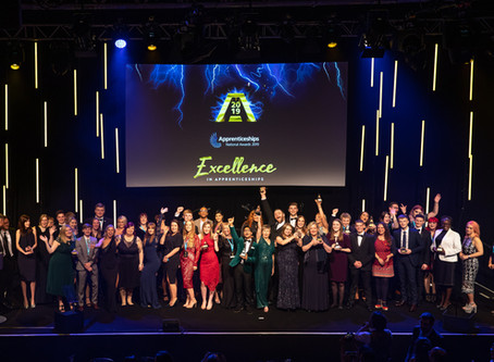 National Apprenticeship Awards 2019