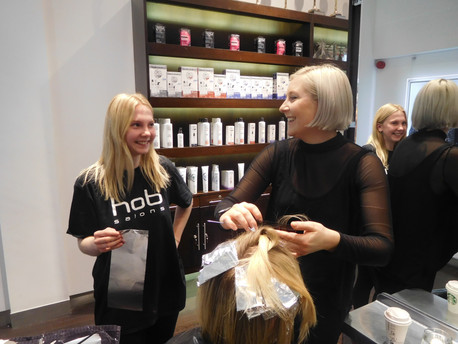 HOB Salons apprentice