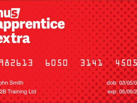 NUS Apprentice Extra Card