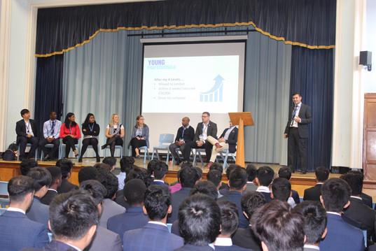 Young Professionals Schools Event