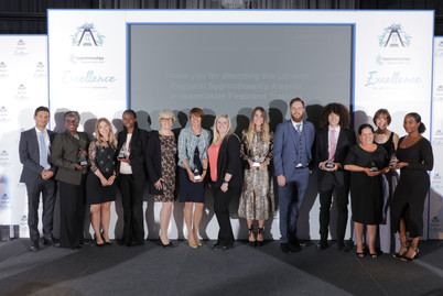National Apprenticeship Awards London Regional Final 2019