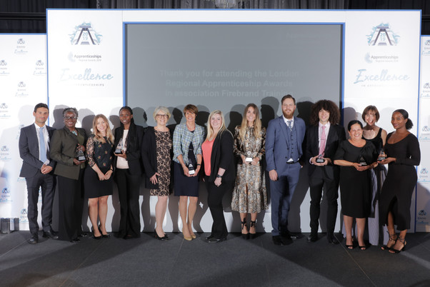 National Apprenticeship Awards London Regional Final 2019
