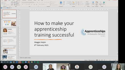 How To Make Your Apprenticeship Training Successful