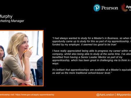 Apprentice Snapshot: Laura Murphy