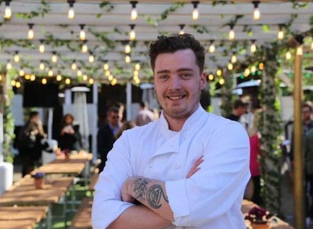 Josh Rideout - From Commis Chef to Head Chef