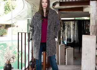 Elodie Thierry, Styliste pour le Shooting Devernois A/H17