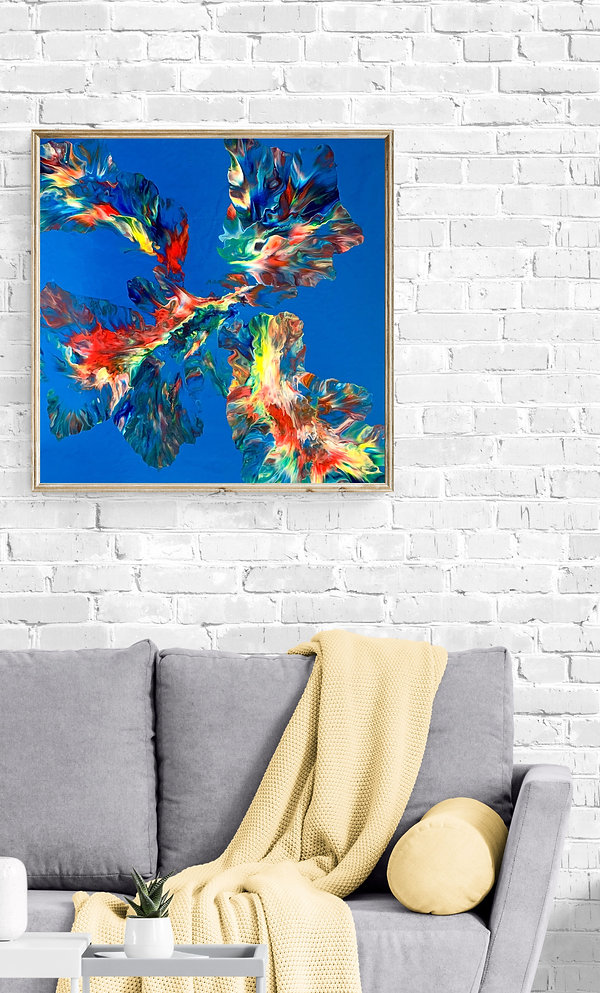 Flowing with Vibrant Love Living Room.jp