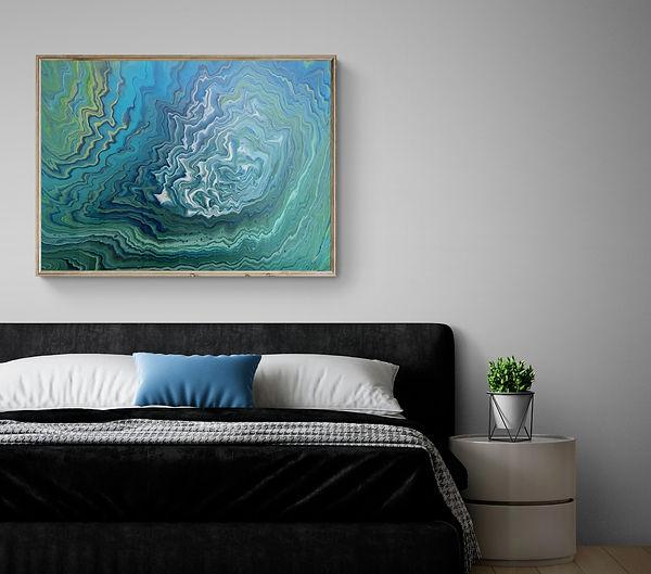 Comfy_minimalist_bedroom_with_pot_plant.