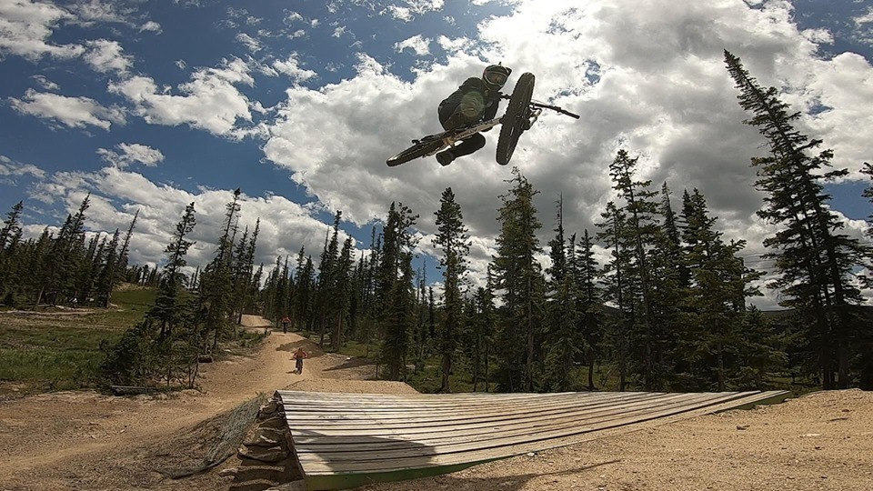 Nick S, Trestle, Winter Park CO