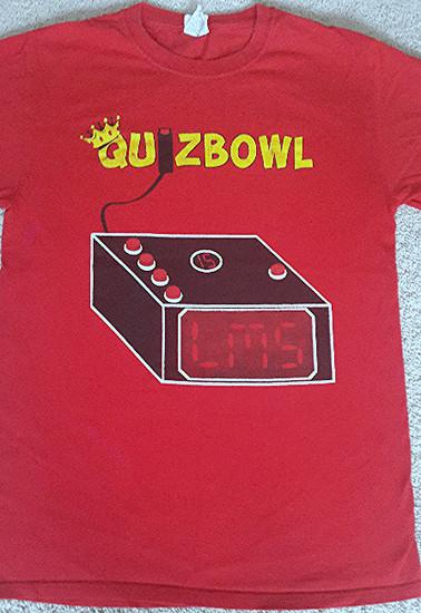 Quiz Bowl T-Shirt