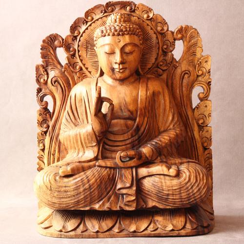Indonesian Buddha Carving