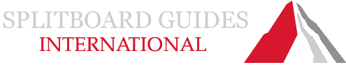Splitboard Guides International Logo