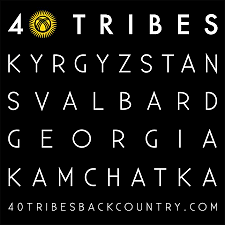 40 Tribes backcountry logo