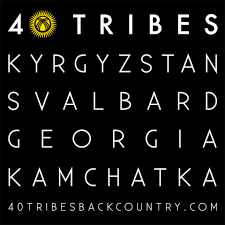40 Tribes backcountry logo