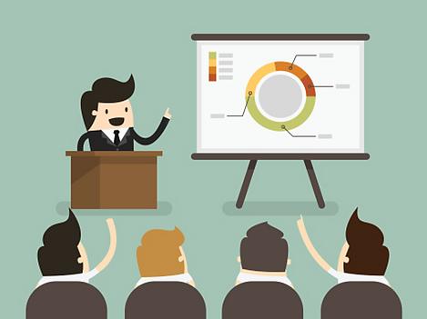 Public speaking, self confidence