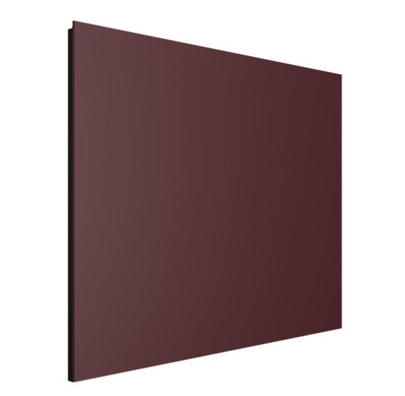 Glass 2.0 Rosso Barocco Matt