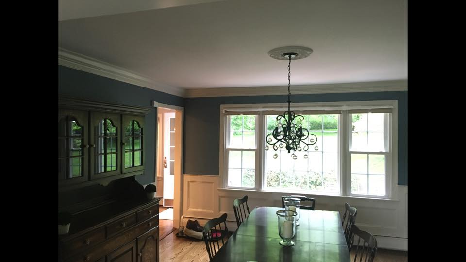 Dining Room Trim