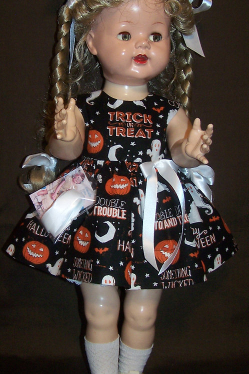 Trick or Treat Dress