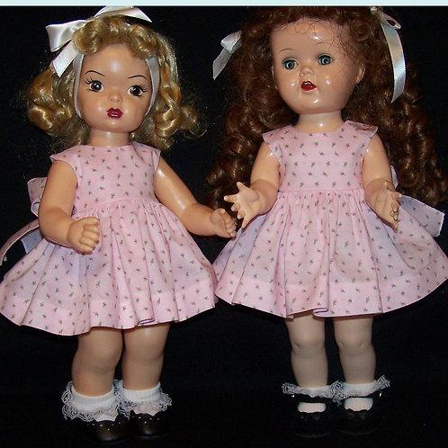 "16"" Pink Rosebuds"