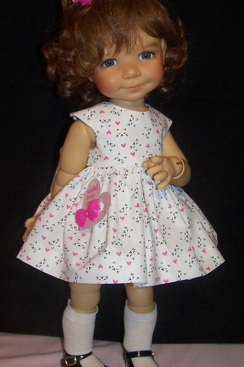 "Signature Dress for 18"" Meadow Dolls"
