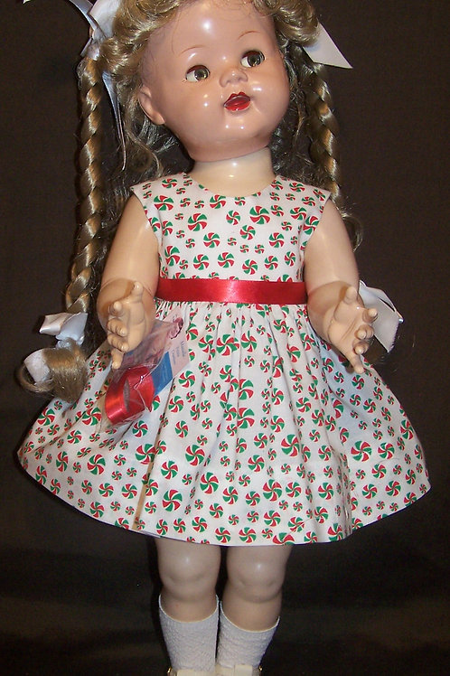 Christmas Candy Dress