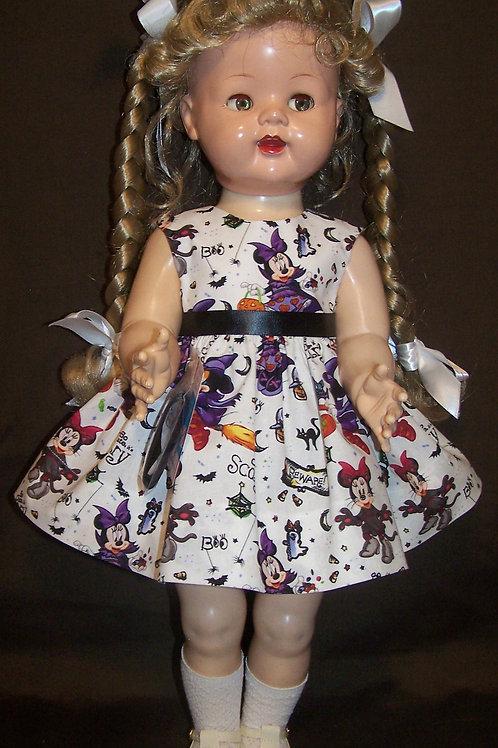 Mickey Halloween Dress