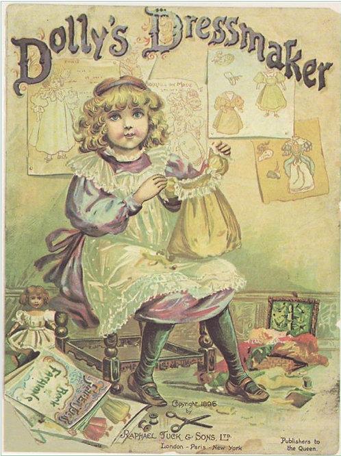 "Dolly's Dressmaker 9"""