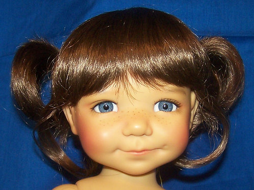 """#33 Wig for 18"""" Bailey and Saffi"""