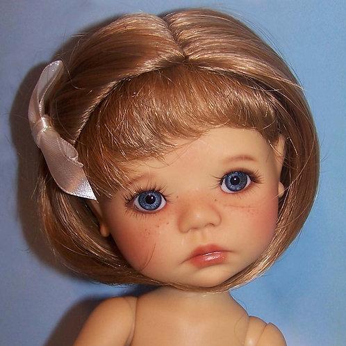 "#232 Wig for 11"" Dumpling Doll"