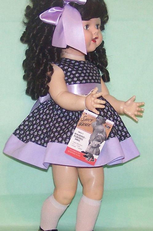 """22"""" Saucy Walker Doll"""