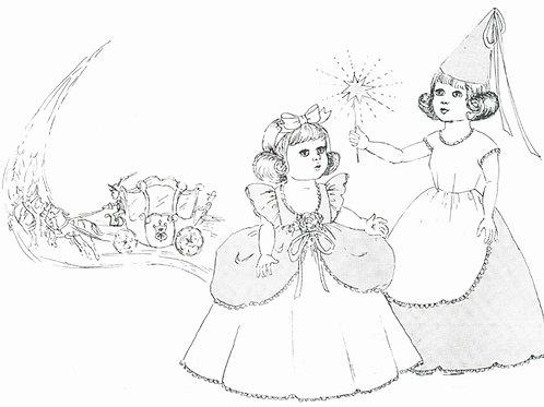 Ginny and Jill - Cinderella