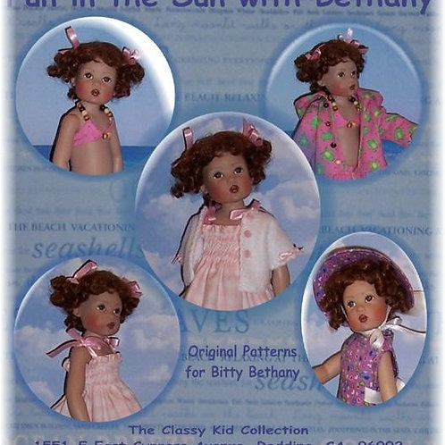 PDF - Kish Bethany Fun in the Sun Doll Patterns