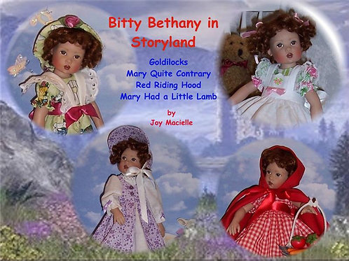 PDF - Kish BethanyStoryland Doll Patterns