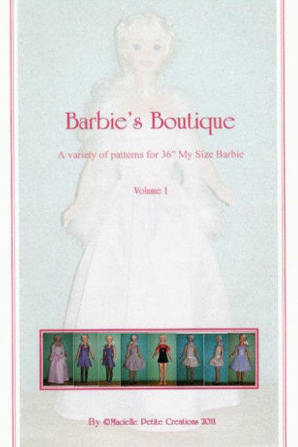 Barbie's Boutique I