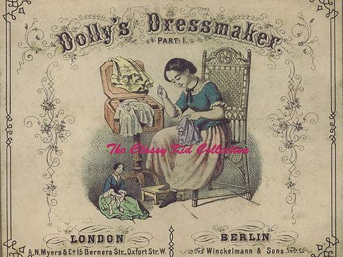"Dolly's Dressmaker 18"""