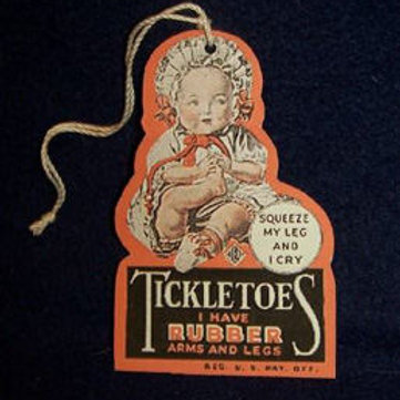 Ideal Tickletoes