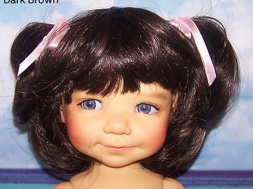 """#138 Wig for 18"""" Bailey and Saffi"""