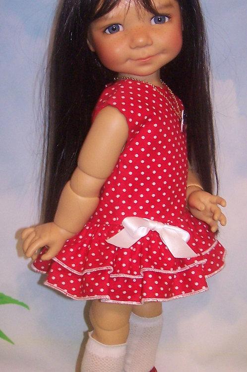 "Dress for 18"" Meadow Dolls"