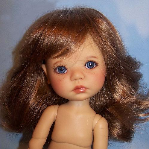 """#405 Wig for 11"""" Dumpling Dolls"""
