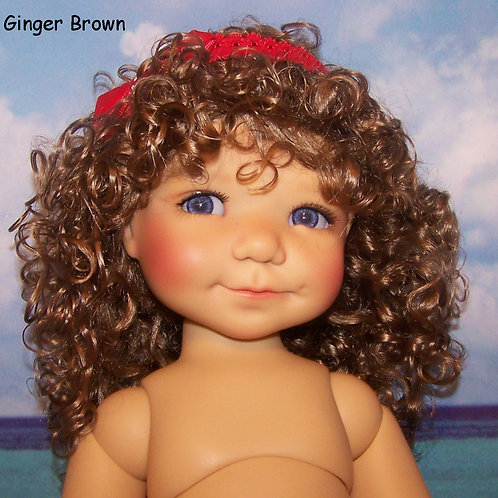 """#419 Wig for 18"""" Bailey and Saffi"""