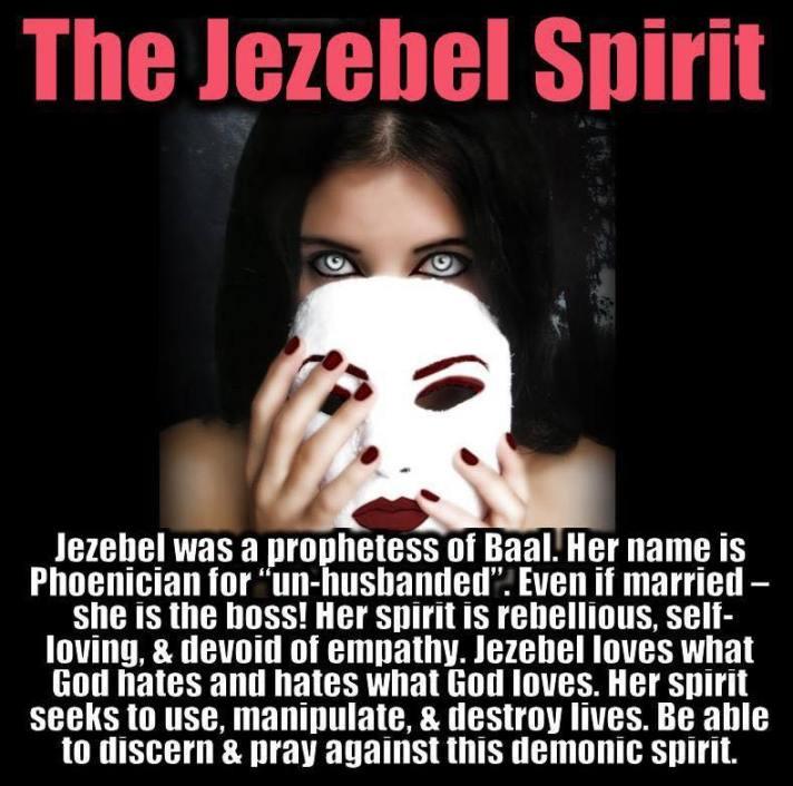 THE JEZEBEL SPIRIT IN THE CHURCH
