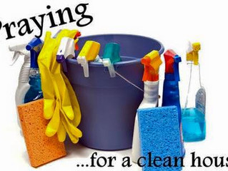 SPIRITUAL CLEANING OF ONES HOUSE FROM HOST SPIRITS AND ACCUSED OBJECTS