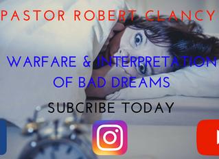 WARFARE & INTERPRETATION OF BAD DREAMS