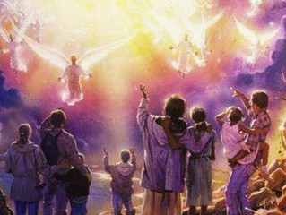 DREAM OF THE IMMINENT RAPTURE OF BRIDE OF CHRIST