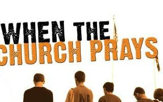 Prayer & Fasting For A Church In Need