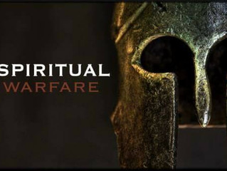 """SPIRITUAL WARFARE IS REAL - """"BUT WHILE MEN SLEPT"""""""